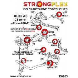 031318A: Tuleja stabilizatora przedniego SPORT