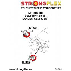121502A: Tuleja wahacza przedniego przednia 12mm SPORT