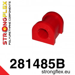 121505A: Tuleja wahacza przedniego tylna SPORT