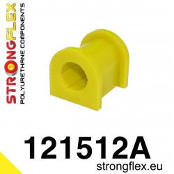 121511B: Tuleja wahacza tylnego dolnego wewnętrzna 35mm