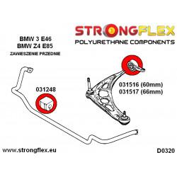 081196B: Rear anti roll bar link bush