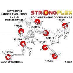 031525A: Tuleja łącznika stabilizatora przedniego SPORT