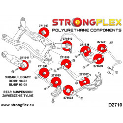 036098A: Full suspension bush kit SPORT