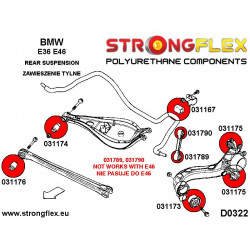 066062B: Front suspension bush kit