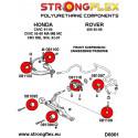 106137B: Full suspension polyurethane bush kit