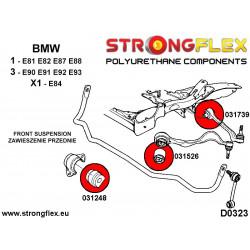 051286A: Wkładka tylnej dolnej poduszki silnika SPORT