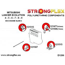 216125A: Zestaw poliuretanowy kompletny SPORT