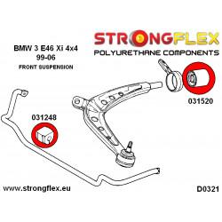 051286B: Wkładka tylnej dolnej poduszki silnika