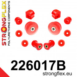 276037B: Zestaw poliuretanowy tylnego zawieszenia