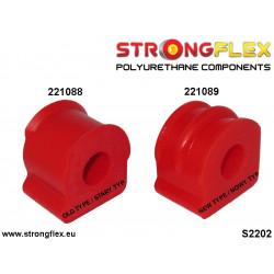 276091B: Zestaw poliuretanowy stabilizatora i łączników tylnych