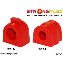 276118B: Zestaw poliuretanowy stabilizatora i łączników tylnych