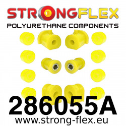 286133B: Full suspension bush kit