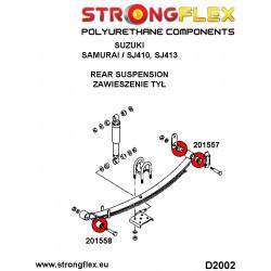 221561A: Tuleja stabilizatora przedniego SPORT