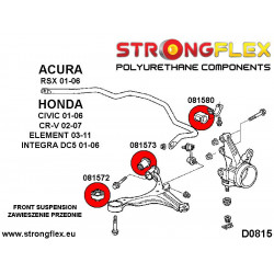 151477A: Tuleja poduszki silnika PH II SPORT