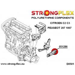 061242B: Wkładka poduszki silnika