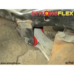 031593A: Tuleja tylnego wózka - tylna SPORT