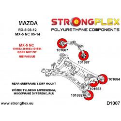 221089A: Tuleja stabilizatora przedniego SPORT