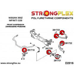 226167A: Front suspension bush kit SPORT