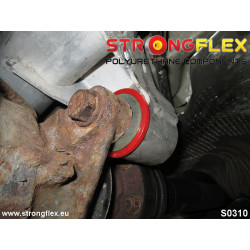 211630B: Rear track control arm inner bush