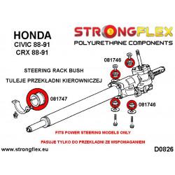 226168A: Rear suspension bush kit SPORT