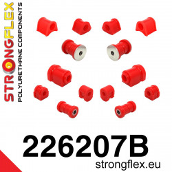 101681A: Tuleja stabilizatora tylnego SPORT