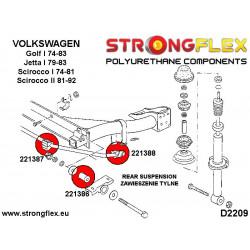 101681B: Tuleja stabilizatora tylnego