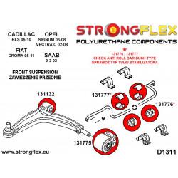 101684A: Tuleja belki tylnej - tylna SPORT