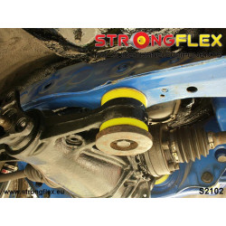 036190B: Rear beam bush kit E39 Sedan