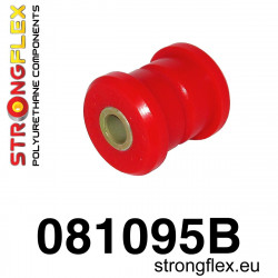 081160A: Wkładka poduszki silnika przód SPORT