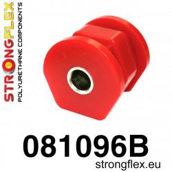 081161B: Wkładka poduszki silnika tył