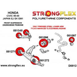 081162A: Wkładka poduszki silnika strona lewa SPORT