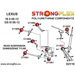 271341A: Tuleja stabilizatora przedniego - tylnego SPORT