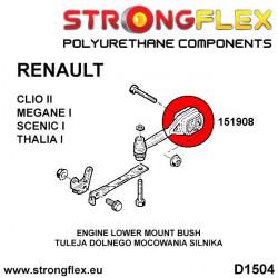 276192B: Front suspension bush kit