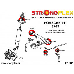 081339A: Rear lower shock mounting bush SPORT