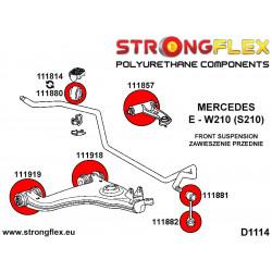 136026B: Zestaw poliuretanowy stabilizatora przedniego