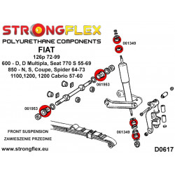 081588A: Tuleja stabilizatora tylnego SPORT