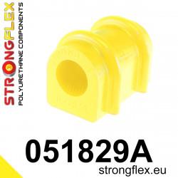 286198A: Zestaw tulei tylnej belki SPORT