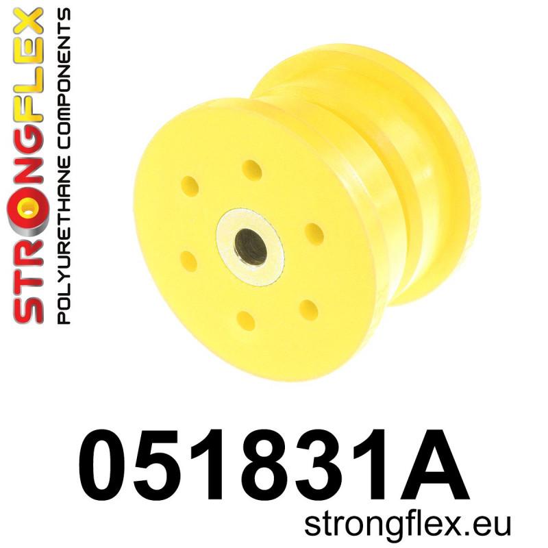 286155B: Zestaw poliuretanowy zawieszenia przedniego