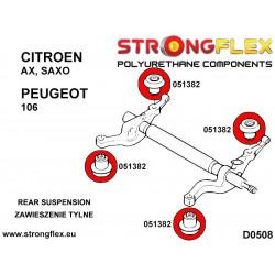 Buchsensatz Lenkgetriebe Befestigung SPORT