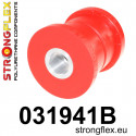 226205B: Zestaw tulei poduszki skrzyni biegów