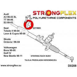 031751A: Tuleja tylnego dyferencjału - przednia E46 SPORT