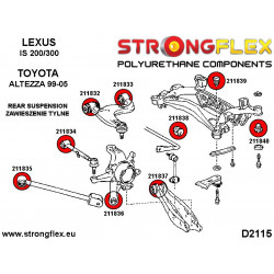 221385B: Tuleja stabilizatora przedniego zewnętrzna