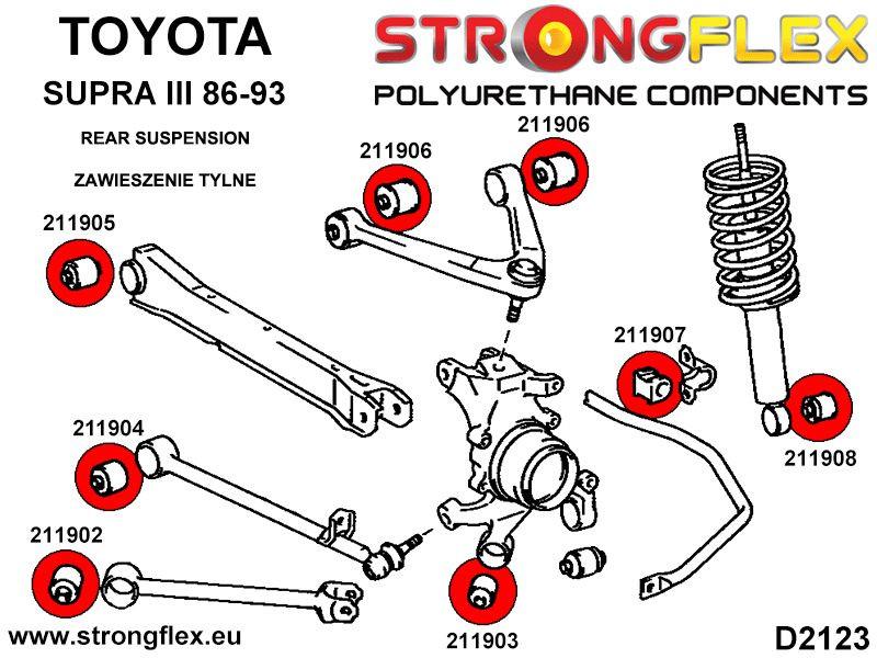 031761b Engine Mount Bmw E21 E30 E12 Polyurethane Subaru Engines Boxer 4wd Diagram