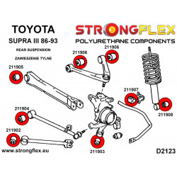 031779B: Engine & gearbox mount - on request, 031779