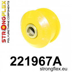 021768A: Rear toe adjuster inner bush SPORT