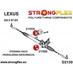 086072A: Rear suspension bush kit no rear trailing arm mount bushes (081105B) SPORT