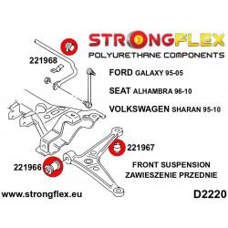 Vordere Stabibuchse 25-31mm