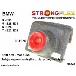131805A: Front lower wishbone front bush SPORT