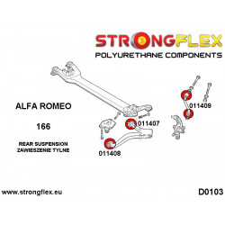 026080B: Front suspension bush kit