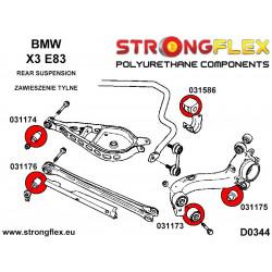 Lenkgetriebe Befestigungssatz